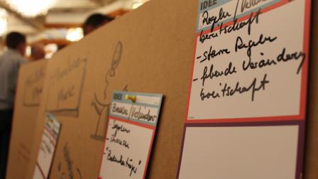 Schimpfen, spinnen, machen – Ideenmanager finden Ideen für ihre Kollegen