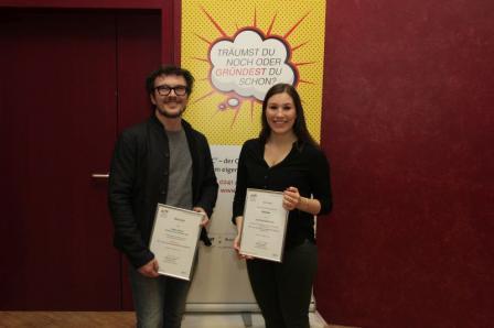 NUFARI²: Ideenschmiede berät junge Gründer des AC² Gründungswettbewerbs