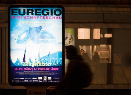 Zeltgeflüster: Erfolgreicher Neustart der EUREGIO Wirtschaftsschau