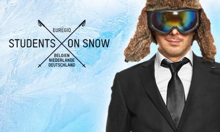 Students on Snow-Euregio 2014 – Das Eis ist gebrochen!