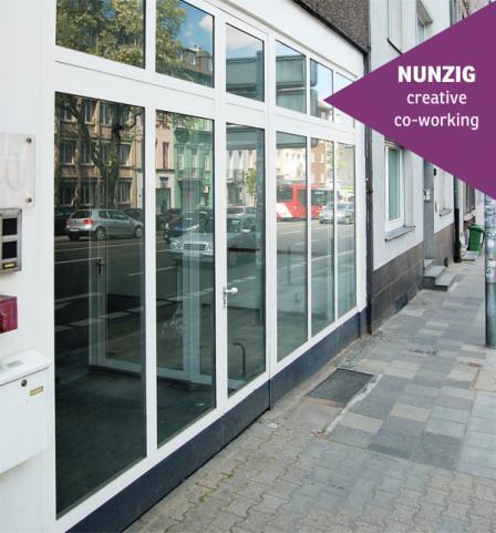 NUFARI eröffnet Ideenhaus für kreatives Arbeiten