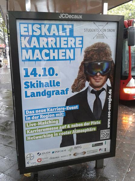 Students on Snow-Euregio: Es geht los!