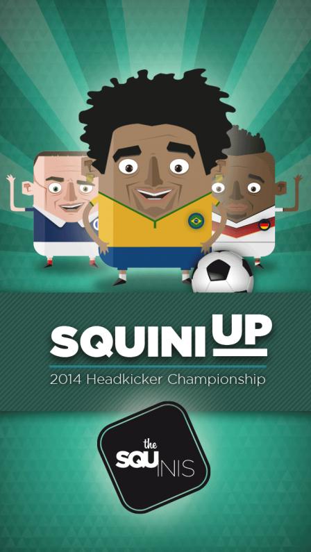 Die Eckigen machen die Runde: NUFARI bringt Squinis zur WM auf Smartphones