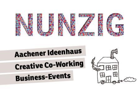 NUNZIG: Kreatives Arbeiten und Co-Working in Aachen