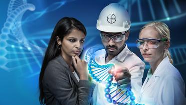 Wie willst Du in Zukunft arbeiten? Bayer sucht Ideen für den Arbeitsplatz von morgen!