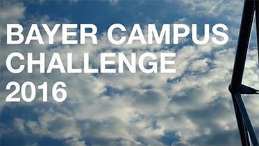 Bayer Campus Challenge: Mit Design Thinking zum Arbeitsplatz von morgen
